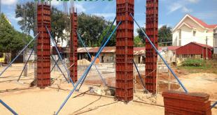 yêu cầu kỹ thuật đối với cốp pha xây dựng